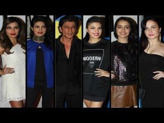 Dabboo Ratnani 2015 Calendar Launch | Shahrukh Khan, Jacqueline Fernandez