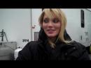 Exclusive April Bowlby on the Drop Dead Diva Set Season 3