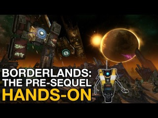 Borderlands: The Pre-Sequel Gameplay - More than Borderlands 2 in space?