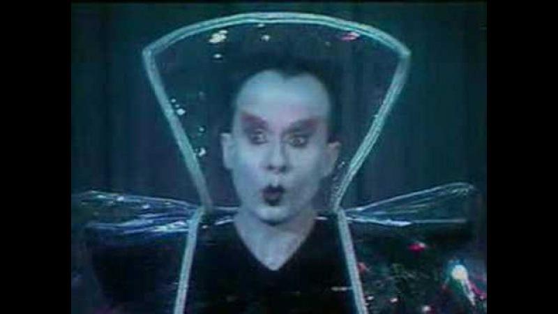 Klaus Nomi Cold Song live 1982