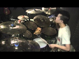 Soilwork - Spectrum Of Eternity drum cover by Wilfred Ho