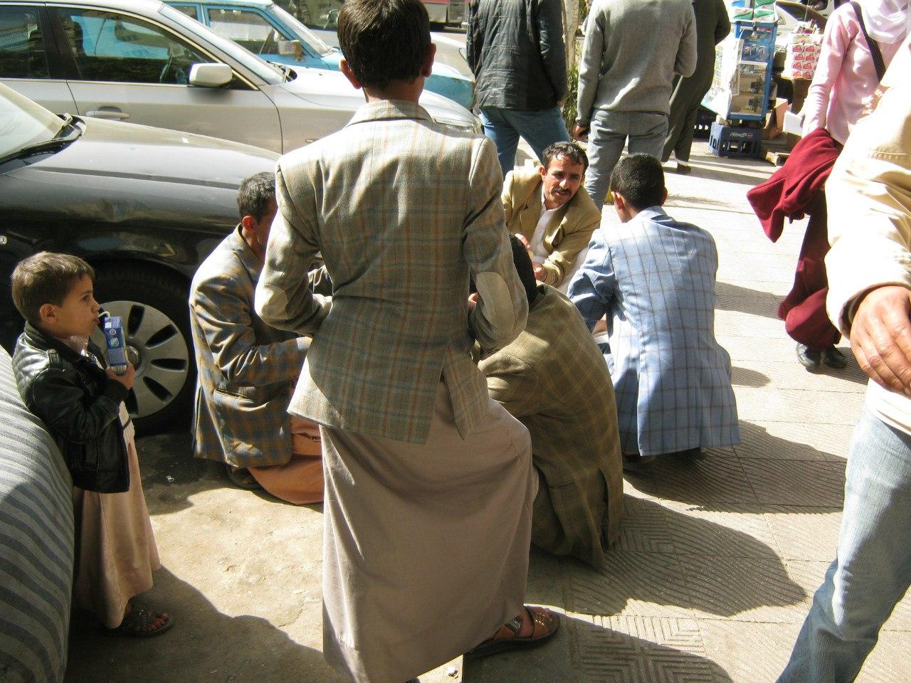Странные пиджаки в Египте