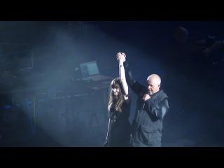 Peter Gabriel - Don't give up, live Stockholm Sweden 2014