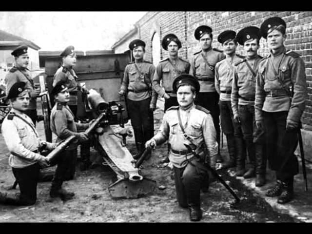 Когда мы были на войне . Казачья песня.