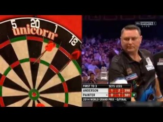 PDC World Grand Prix 2014 - Quarter-Finals - Gary Anderson vs. Kevin Painter