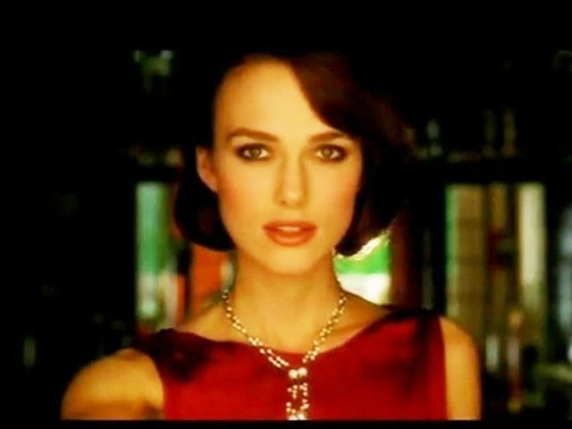 Keira Knightley Coco Mademoiselle Commercial