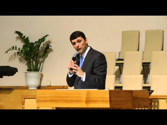 Деяния 9 26 30 К Божьим целям через потрясения Слово Истины Андрей Вовк