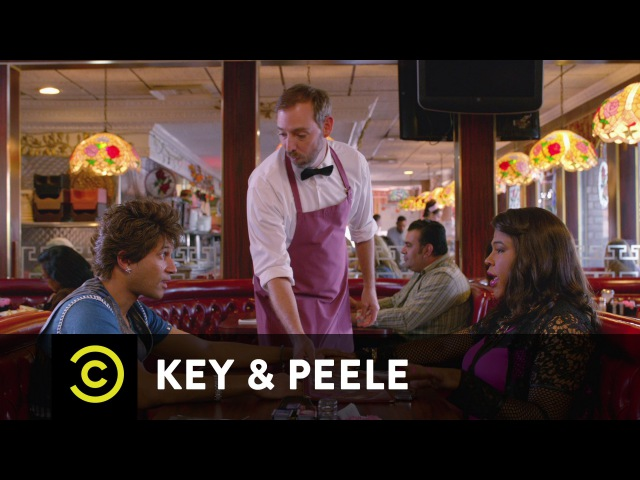 Key Peele Andre and Meegan's First Date Uncensored