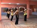 Сложные движения 3 уровень Samira's school Complicated moves Level 3