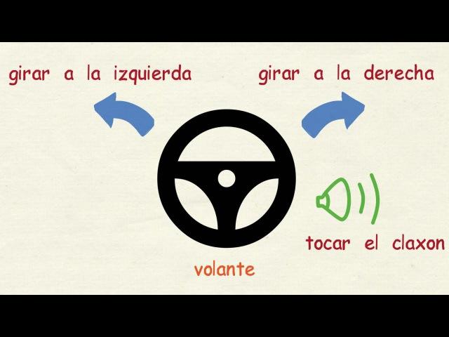Aprender español: La conducción (nivel avanzado)