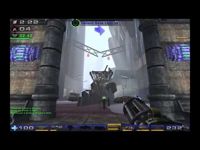 Unreal Tournament 2004 Full Game 10-hour Longplay Walkthrough Godlike 1080p HD