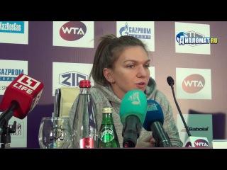 Симона Халеп: «Хотела бы сыграть в Петербурге и на итоговом турнире WTA»