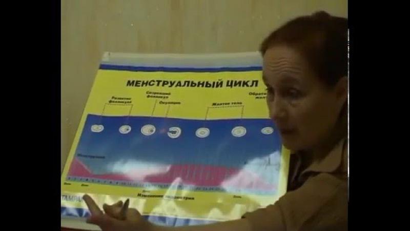 Теория и факты о менструации Татьяна Малышева, врач акушер гинеколог (часть 1 из 2х)