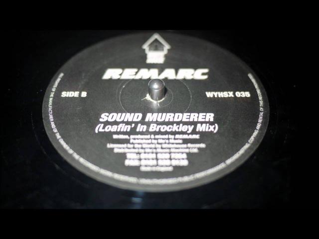 Remarc Sound Murderer White House Records WYHS 035 1994