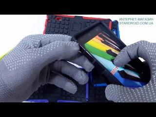 Бронированный чехол для Lenovo A7000 (K3 Note) - бампер противоударный к3 ноут