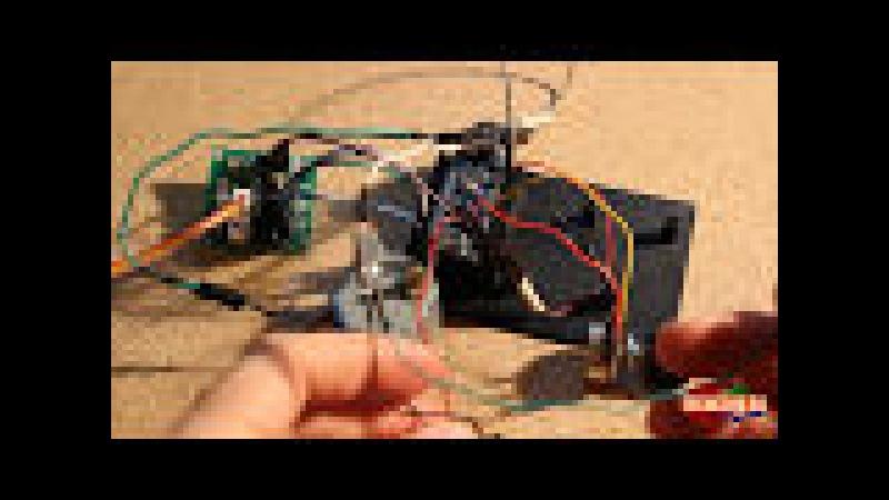 Шаговый мотор 28BYJ 48 5V драйвер SBT0811 на микросхеме ULN2003 Arduino NANO