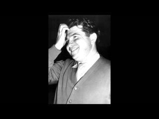 Schumann - Carnaval - Gilels Moscow 1950