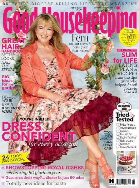 Good Housekeeping UK - June 2016