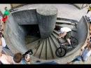 Urban Velo Enduro. Крутые трюки на велосипеде.