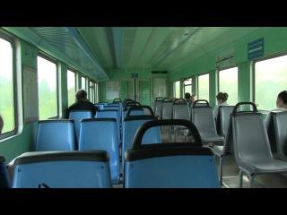 Электропоезд ЭР2-1293/1294 на участке Кейла-Кулна / ER2-1293/1294 between Keila and Kulna