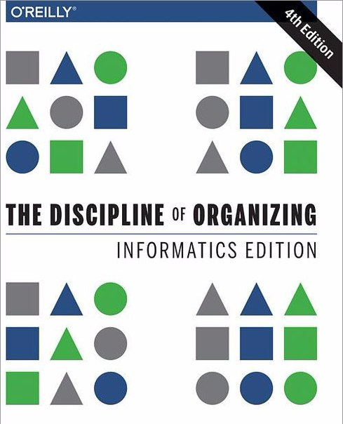 The Discipline of Organizing Informatics Edition- 4th Edition