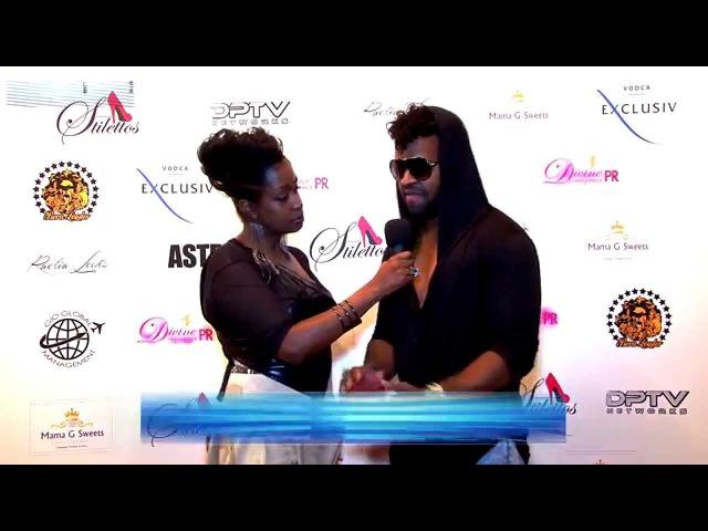 DPTV Networks Correspondent LaChocolateBox with Raelia Lewis and Celebrity Guest