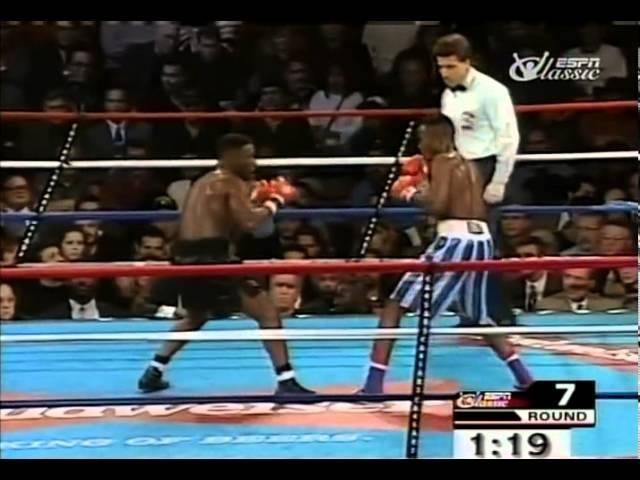 Pernell Whitaker vs Diosbelys Hurtado - HQ- (1997-01-24)