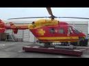 Medicopter 117 at Seaflughafen Cuxhaven Nordholz