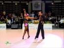 Rumba IDSF European Champioship Latin Hungary 2006