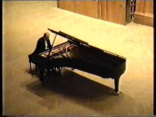 Oleg Boshniakovich Chopin Mazurka A minor op 17 4