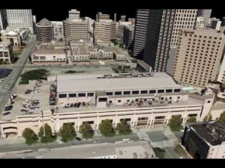 Automatic 3D city modeling