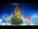 Маленькой елочке холодно зимой - зимние песни для детей