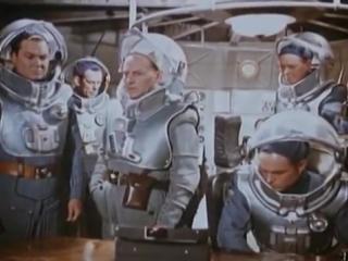 Сообразить может робот, но не женщина. Планета бурь (1961)