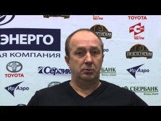 Пресс-конференция А.В.Жеребкова и Е.В.Ерахтина