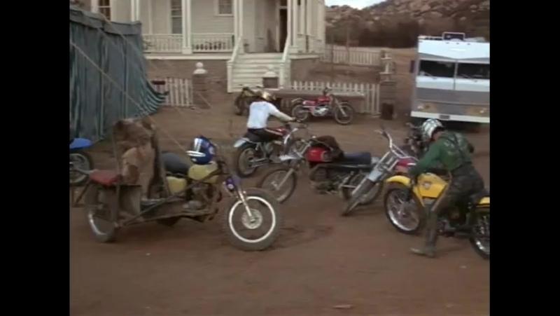 1972 The Dirt Gang Desert angels Грязная банда США без перевода