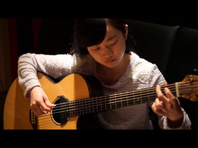 Hey Jude The Beatles guitar arranged by Kanaho