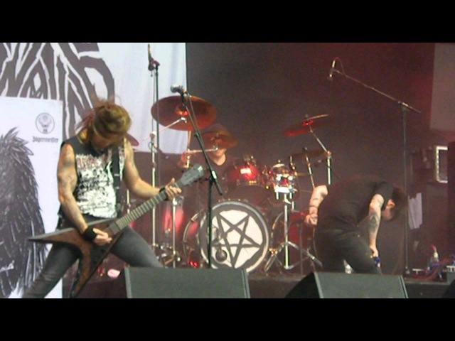 Axewound Cold live@Rock am Ring 2012