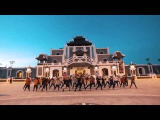 Màn nhảy flashmob ấn tượng