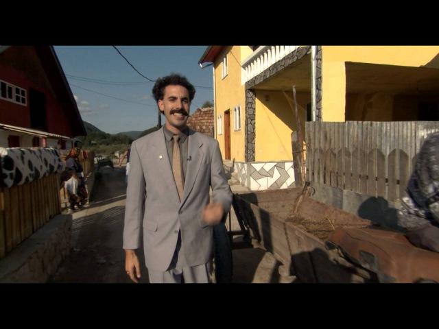 Борат Сагдиев в Казахстане начало фильма