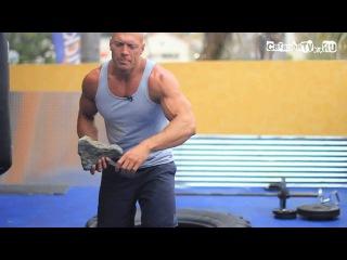 EasyFitness Денис Семенихин - Тренировка Плечей 1