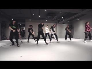 Mina myoung choreography bitch better have my money rihanna