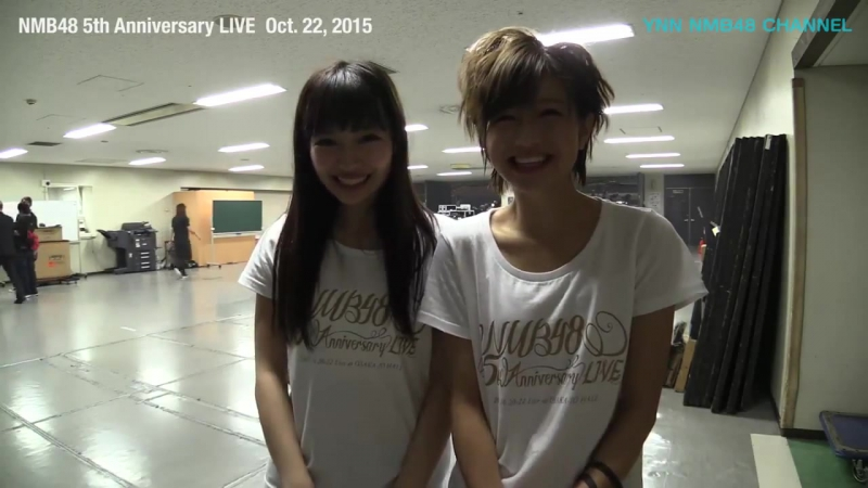 151113 NMB48 5th Anniversary Live Butaiura 3 nichi Me