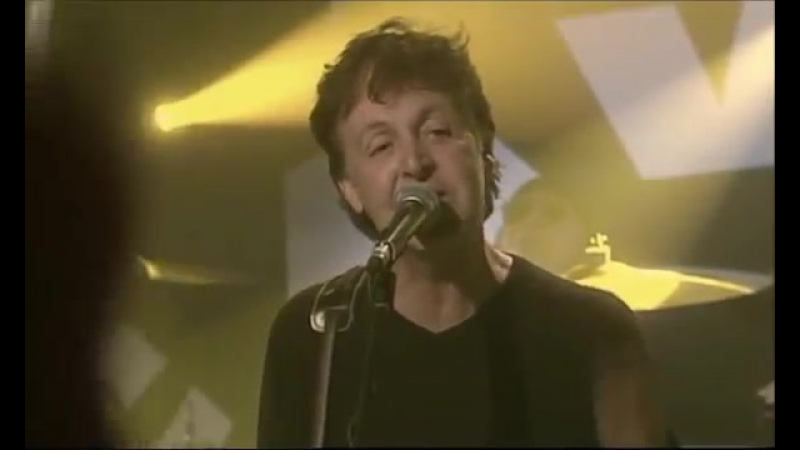 Paul McCartney Party live at the cavern club 2001