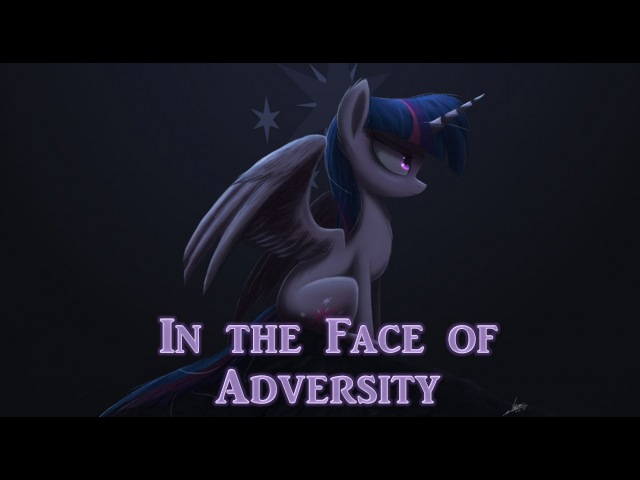 In the Face of Adversity Derpy Wings IV charity song By Reverbrony