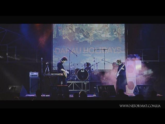 Dahau Holidays - 5 - Дневник Тернера - Live@Bingo, Kiev [25.10.2015] NeformatFest 2015