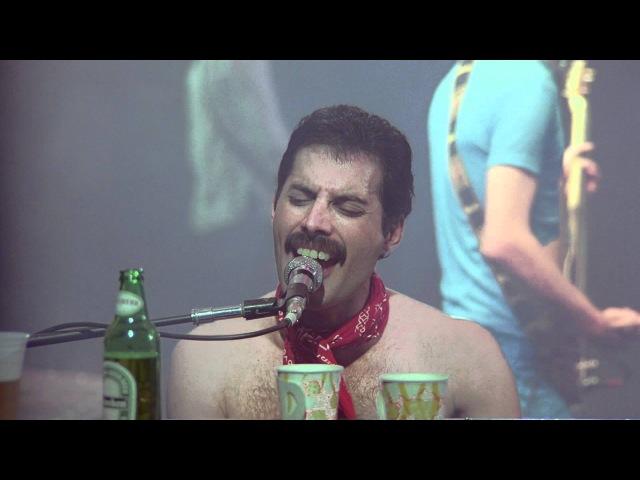 WE WILL ROCK YOU - QUEEN ROCK MONTREAL 1981