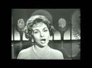 Gina Lollobrigida Till That's Amore 1958