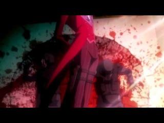 Black Bullet 【Rentaro Satomi VS Hiruko Kagetane】 AMV - Runnin _Adam Lambert