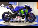 Yamaha YZR-M1 MotoGP Valentino Rossi VIDEO BEST 4K