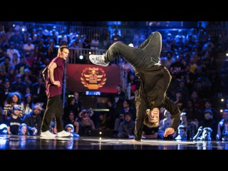 Bruce Almighty VS Alkolil | Red Bull BC One World Final Rome 2015
